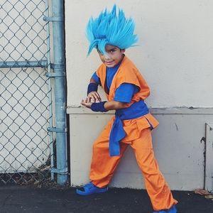 Dragonball Goku super Saiyan